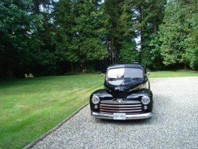 Drew De Haan 1947 Ford Deluxe
