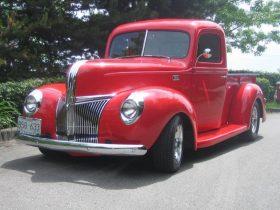 Bryan Lewis 1941 Ford Pickup