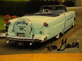 Harold Wellenbrink 1952 Meteor Customline